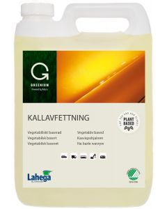 Lahega Greenium Kallavfettning