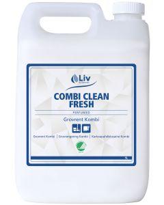 Combi clean fresh
