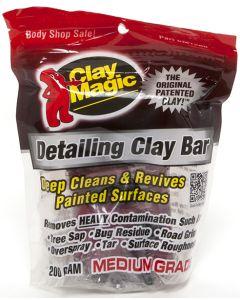 Clay Magic Medium Red